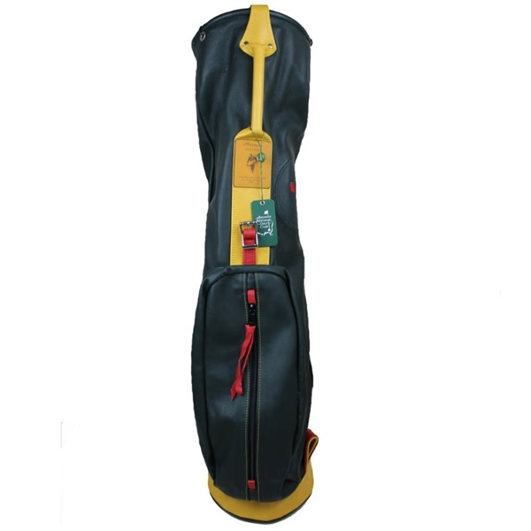 2018 Masters Tournament Exclusive MacKenzie Leather 'Vintage' Golf Bag