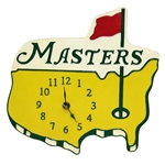 Undated Masters Golf Wall Clock - Classic