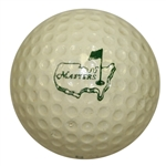 Bob Goalbys Vintage Masters Tournament Green 1 Dot Logo Golf Ball