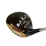 "Bob Goalby Signed Jack Nicklaus Muirfield 20th Ann. Driver with ""68 Masters"" Notation JSA ALOA"