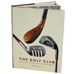 The Golf Club Book Signed by Author Jeff Ellis JSA ALOA