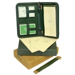 1964 Masters Tournament Member Gift - Bridge Set in Original Box with Pencils & Extra Books