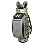 Arnold Palmer Signed Callaway 25th Anniversary Golf Bag with Three Head Covers JSA #X15668