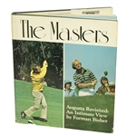 Bob Goalbys Signed Personal The Masters: Augusta Revisited Book by Furman Bisher JSA ALOA
