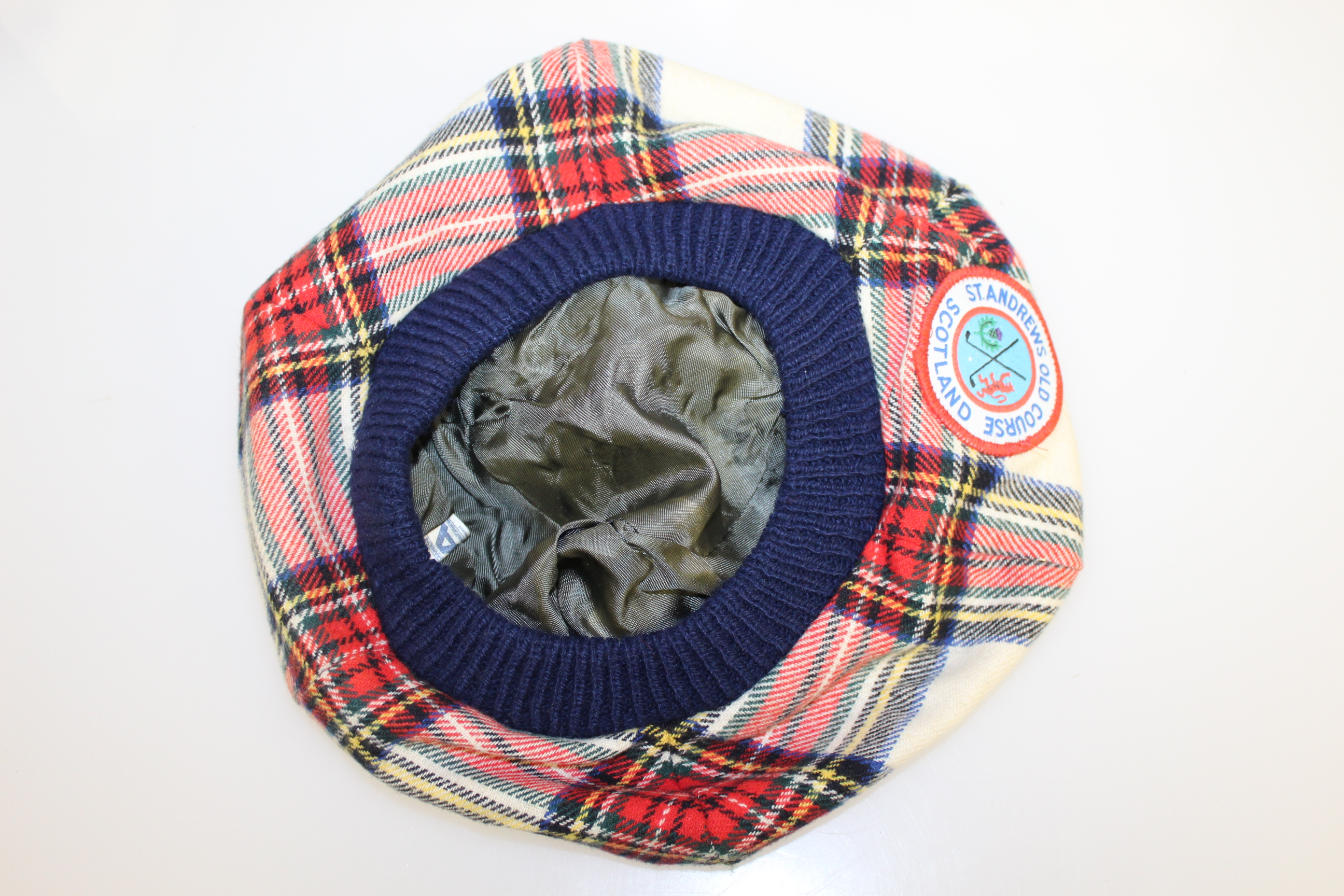 319bdbdc9ef ... Traditional Old Course St. Andrews Scotland Tam O Shanter Bonnet