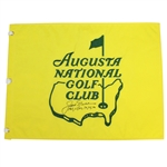 Jack Nicklaus Signed Augusta National GC Members Flag with All 6 Wins Notation! JSA ALOA