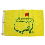 Undated Masters Classic Yellow Screen Flag