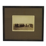 Old Tom Morris One of a Kind Photo - Framed