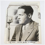 1931 Bobby Jones NBC Wire Photo