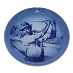 Sam Snead 1984 Memorial Tournament Ltd Ed Porcelain Honoree Plate