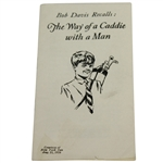 1926 New York Sun Bob Davis Recalls: The Way of a Caddie with a Man Booklet - Roth Collection