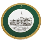 1997 Masters Tournament Lenox Limited Edition Member Plate #12