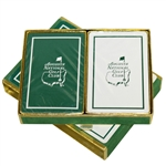Augusta National Golf Club Member Playing Cards - Unopened in Original Box