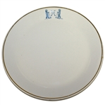National Golf Links of America Syracuse China Dinner Plate