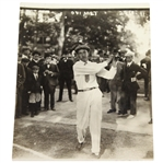 Francis Ouimet 1913 US Open Original News Service Photo - Exceptional Quality!