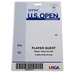 2017 US Open Championship at Erin Hills Player Guest Badge #94