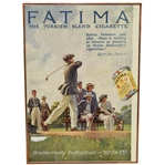 1914 Country Life Magazine Fatima Turkish Blend Cigarette Advertisement - Liggett & Myers