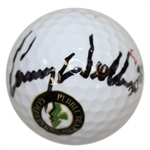 Lanny Wadkins Signed Pebble Beach Golf Links Logo Golf Ball JSA ALOA