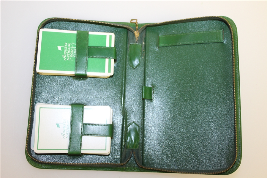 1964 Masters Tournament Member Gift - Bridge Set - Franklin H. Pierce