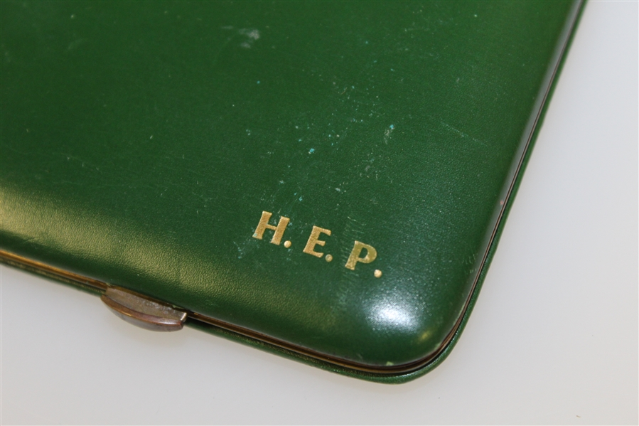 1964 Masters Tournament Member Gift - Grooming Kit - H.E.P.