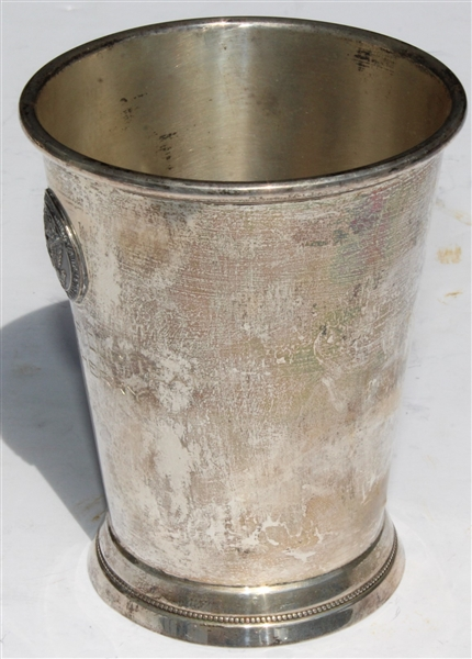 Don Cherry's 1961 USGA Walker Cup Team Sterling Silver USGA Cup