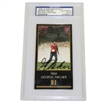 George Archer Signed Grand Slam Ventures Masters Collection Card - PSA/DNA 81996616