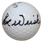 Tom Weiskopf Signed Used Callaway Golf Ball JSA ALOA