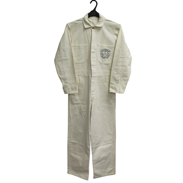 Colonial Country Club Caddie Suit Worn by Ben Hogan's Caddie - 1970's/80's - John Shaw Collection