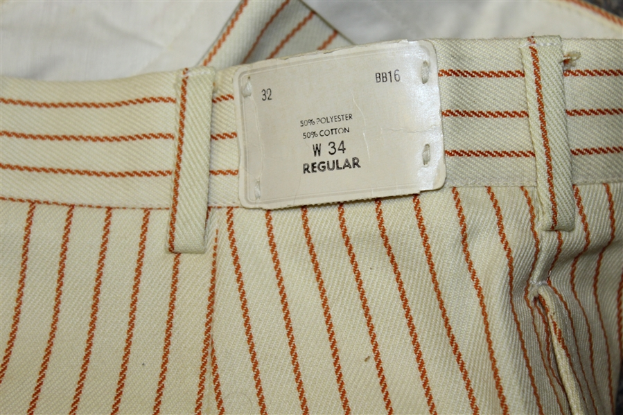 Bill Campbell's Princeton Tigers Class of 1945's 45th Reunion Blazer & Pants