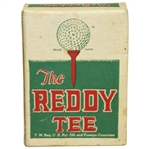 Vintage The Reddy Tee Box with Original Tees