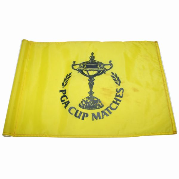 PGA Cup Matches Undated Screen Flag