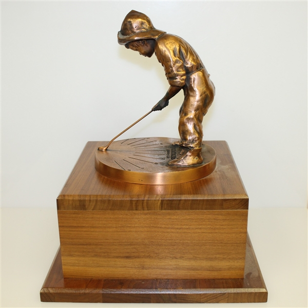 Champions Putter Boy Trophy 1993 North & South Junior Championship - Robert Floyd
