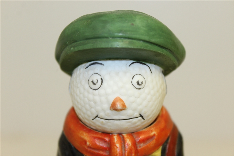 Dunlop Golfer Advertising Figure by Hassall - Vintage