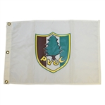 Pine Valley Golf Club Vintage Members Flag