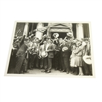 Bobby Jones Photo - Special Collections Department Woodruff Library Emory University Stamp