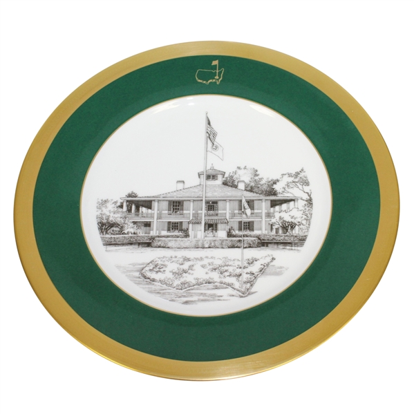 Masters Limited Edition Lenox Commemorative Plate #5 - 1994