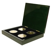 Masters Commemorative Box - Arnold Palmer Champion Coins (1958, 1960, 1962, 1964