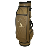 Arnold Palmer Signed Golf Channel Full Size Golf Bag - Excellent Condition JSA ALOA