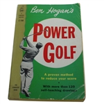 "1963 Ben Hogans ""Power Golf"" - Paperback"