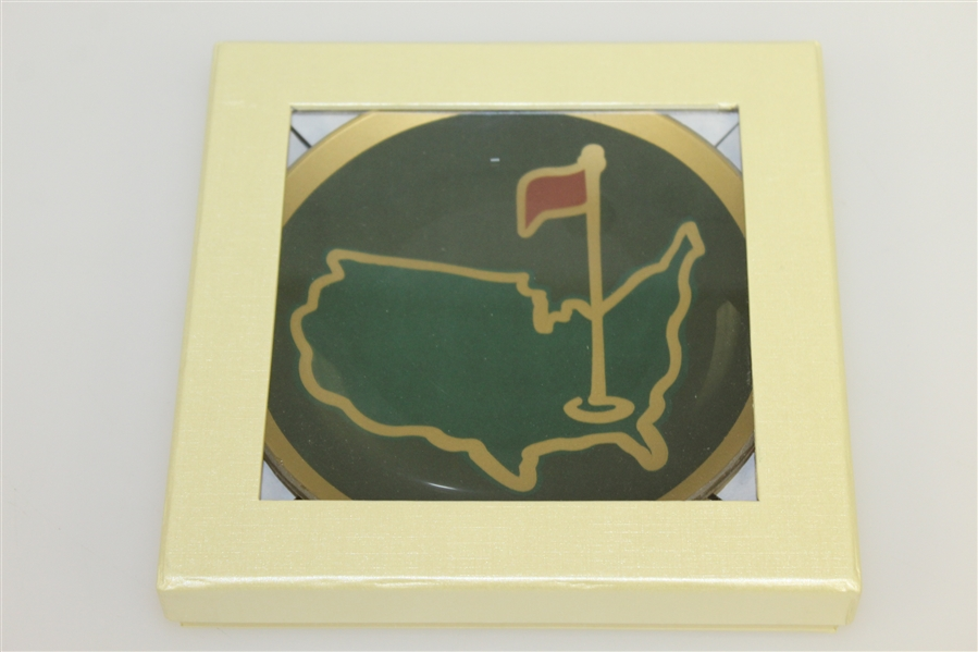 Augusta National Golf Club Masters Undated & Unmarked Berckmans Plate/Dish with Box