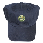 Augusta National Golf Club Member Navy ANGC Circle Patch Hat