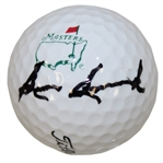 Sam Snead Signed Masters Titleist Logo Golf Ball JSA ALOA