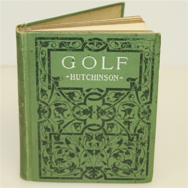 'Golf' Written By Horace Hutchinson - 1908