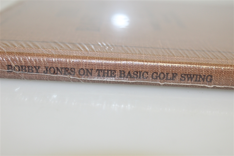 The Basic Golf Swing by Jones - Unopened In Original Packaging