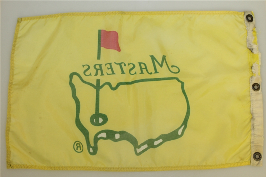 Masters Flown Flag