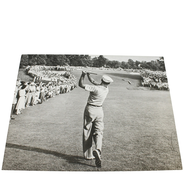Ben Hogan Historic 1-Iron Golf Shot @ 1950 U.S. Open Photo