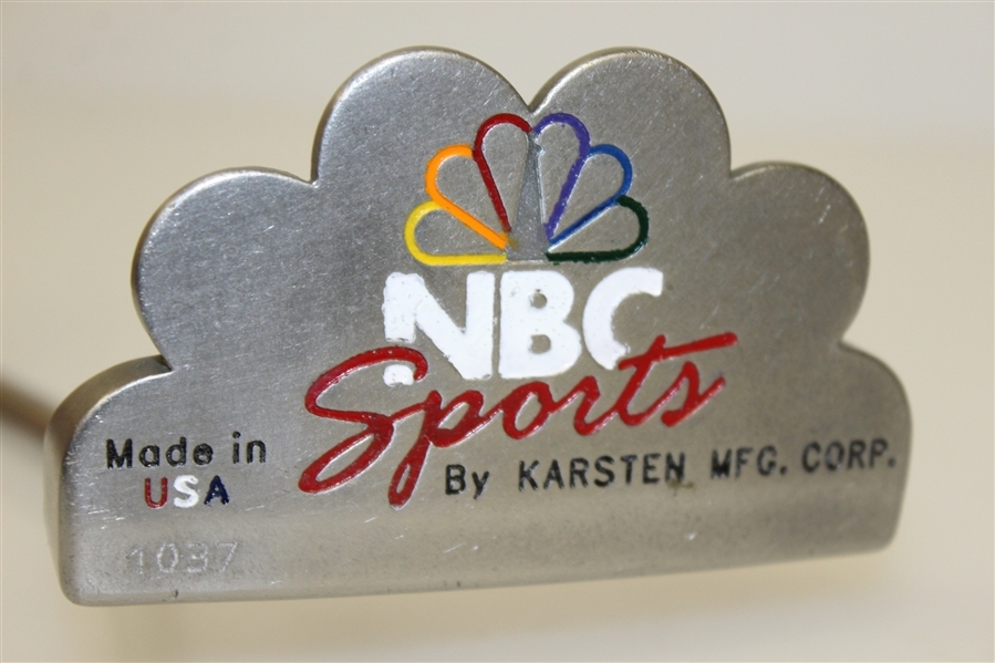 PING NBC Sports Themed Mallet Putter w/ Swan Neck