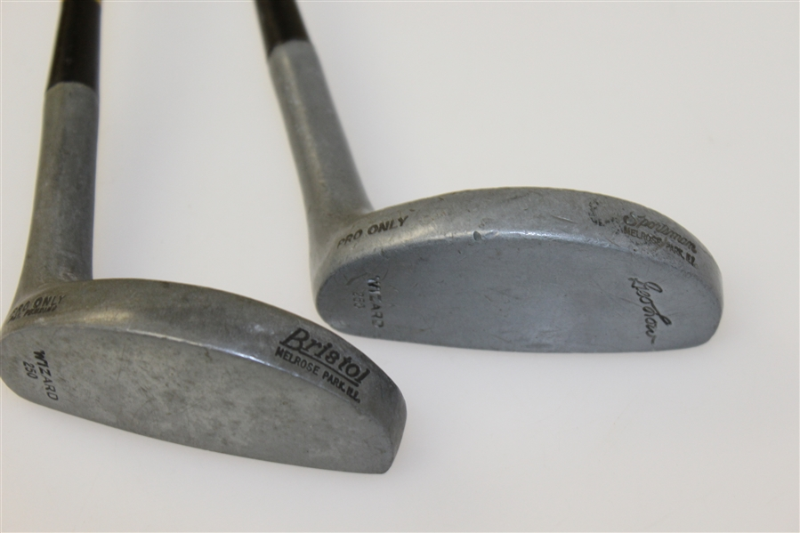 Two George Low Pro Only Wizard 250 Putters - Sportsman & Bristol (Melrose Park, Il)
