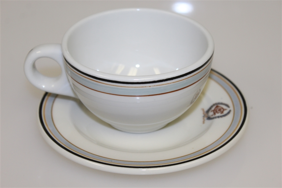 Atlanta Athletic Club Coffee Cup & Saucer - Mayer China