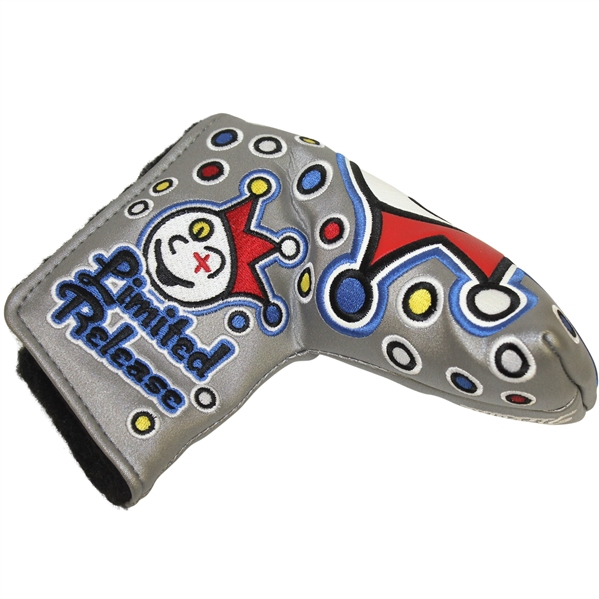Scott Cameron Johnny Jackpot Nov. 2014 Limited Release Putter Headcover